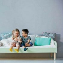 Aanbieding Flexa Play bed plus matras