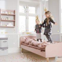 Aanbieding Flexa Play bed plus matras plus wandkast plus opbergkastje