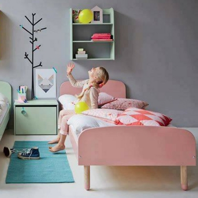 Bed Matras Aanbieding.Aanbieding Flexa Play Bed Plus Matras Plus Wandkast Plus
