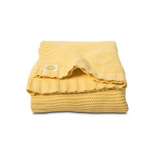 Chunky knit yellow