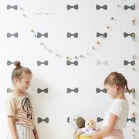 Bibelotte wallpaper Little bow sfeer
