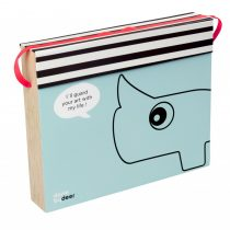 Done by Deer artbox blauw