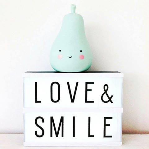Foto A Little Lovely Company lightbox A5