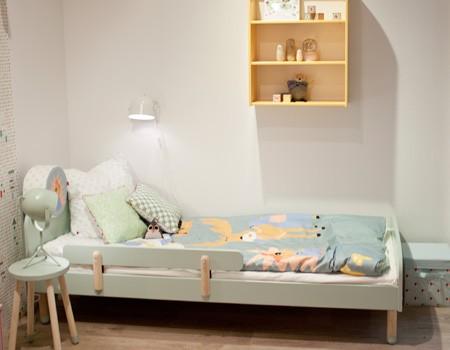 Aanbieding Flexa Play bed plus uitvalbeschermer en matras