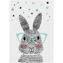 Sparkling Paper poster mr. rabbit 2