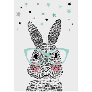 Sparkling Paper poster mr. rabbit 2