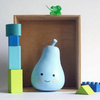 A little lovely company lampje peer blauw