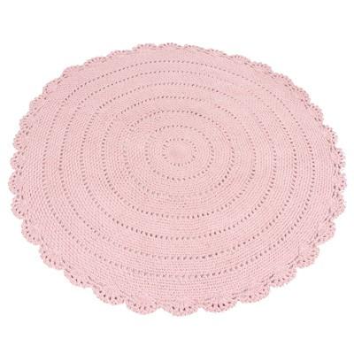 ... > Aankleding > Vloerkleden > Kidsdepot vloerkleed Roundy roze 110cm