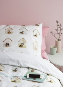 Birdhouse duvet cover 03