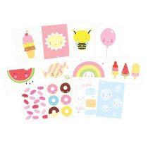 A Little Lovely Company kaartenset kawaii 2
