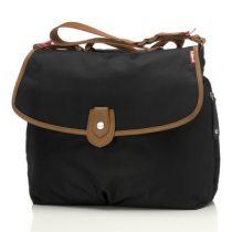 babymel-luiertas-satchel-zwart