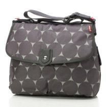babymel-luiertas-satchel-jumbo-dot-grijs