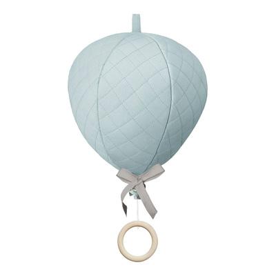 CamCam muziekmobiel luchtballon mint
