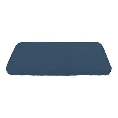 sebra kili hoeslaken 70x160 royal blue lief en klein. Black Bedroom Furniture Sets. Home Design Ideas