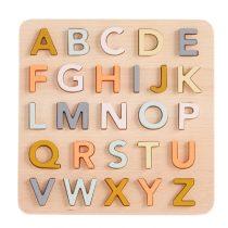 Kids Concept houten puzzel ABC