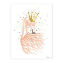 Lilipinso Flamingo poster