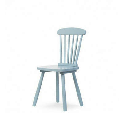 Childhome stoeltje Atlas blauw grijs
