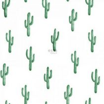 Esta home behang cactus smaragd groen