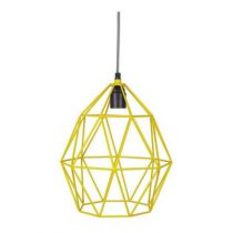 Kidsdepot hanglamp Wire geel