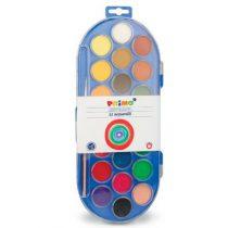 Primo Aquarelverf set 22 kleuren 30 mm