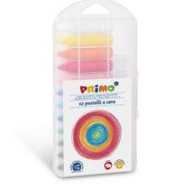 Primo box met 12 Jumbo waskrijtjes