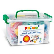 Primo box met 6 kleuren klei