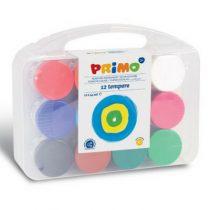 Primo koffer met 12 kleuren plakkaatver