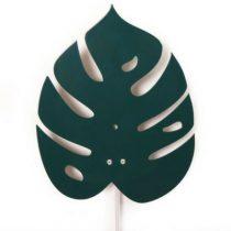 Roommate wandlamp blad groen