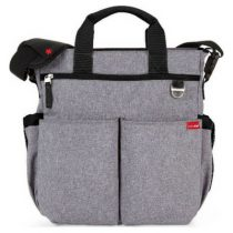 Skip Hop luiertas Duo Signature Heather grey melange