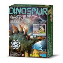 4M KidzLabs graaf je dinosaurus op Stegosaurus