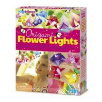 4M Kidzmaker origami bloemlichtjes vouwen