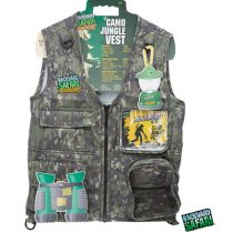Backyard Safari camouflage vest