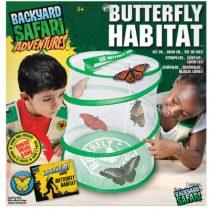 Backyard Safari pop-up vlinderhotel