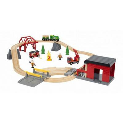 Brio Grote treinset brandweer
