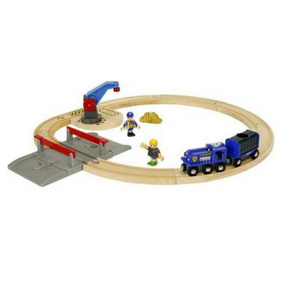 Brio trein goud transport