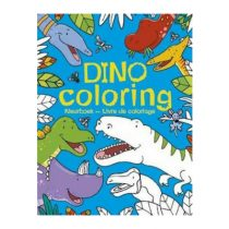 Deltas Dino Coloring kleurboek
