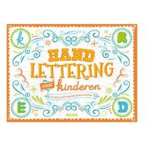 Deltas Handlettering voor kinderen DIY