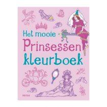 Deltas Het mooie Prinsessen kleurboek