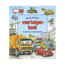 Deltas Mijn groot voertuigenboek kijkboek