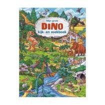 Deltas Mijn grote Dino kijk- en zoekboek