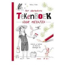 Deltas het allerleukste tekenboek voor meisjes DIY