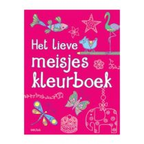 Deltas Het lieve meisjes kleurboek