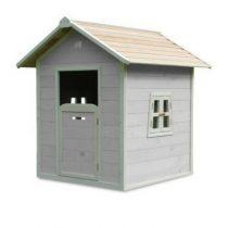 EXIT Beach 100 houten speelhuis grijs