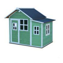 EXIT Loft 150 houten speelhuisje groen