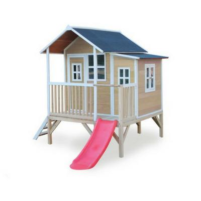 Nieuw EXIT Loft 350 houten speelhuis - Lief en Klein WX-54