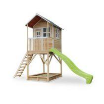 EXIT Loft 700 houten speelhuisje naturel