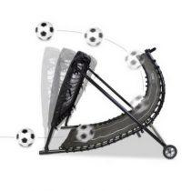 EXIT kickback voetbal rebounder 124 x 90 cm
