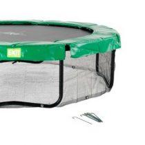 EXIT trampoline framenet ovaal 305x427cm