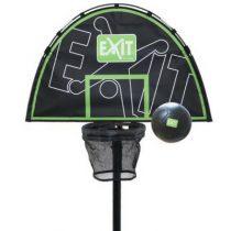 EXIt trampoline basket 25-38mm groen zwart