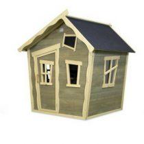 Exit crooky 100 houten speelhuis grijsbeige